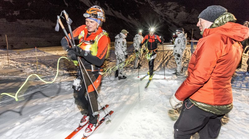 Les patrouilleurs pourront directement chausser leurs skis à Zermatt.