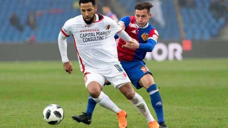 Carlitos et Sion affronteront l'Inter Milan le 18 juillet prochain.