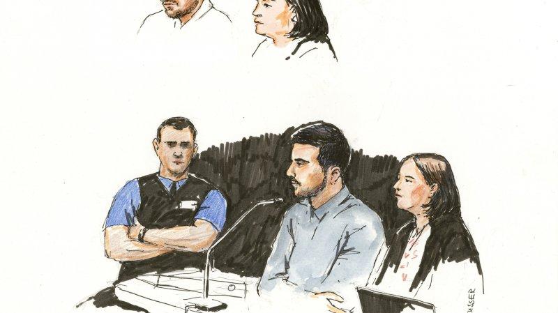 Le procès du quadruple meurtrier de Rupperswil devrait durer jusqu'à vendredi.
