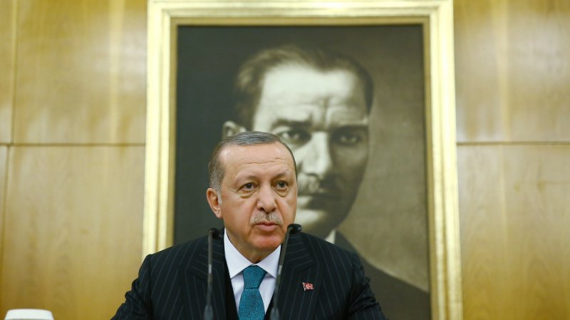 Recep Tayyip Erdogan tacle Emmanuel Macron et la France — Turquie