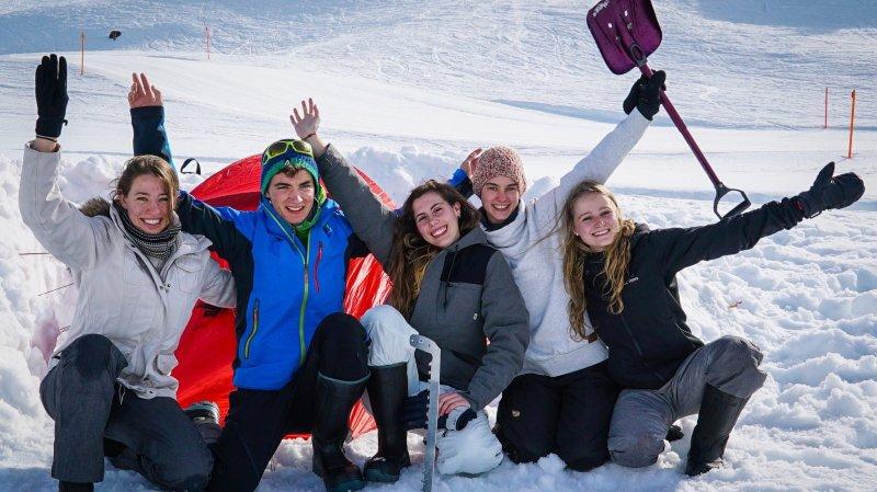 Cet été, Antoine Carron, de Fully, vivra l'aventure scientifique Swiss Arctic Project dans le Svalbard
