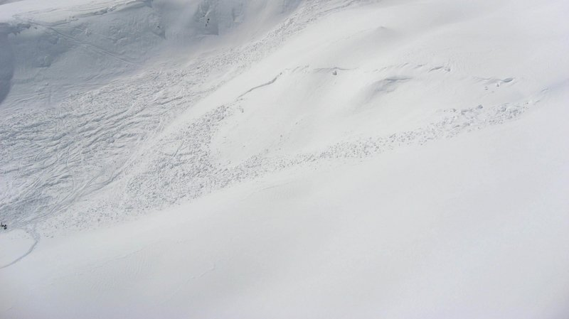 Un enfant sauvé après quarante minutes sous une avalanche — La Plagne