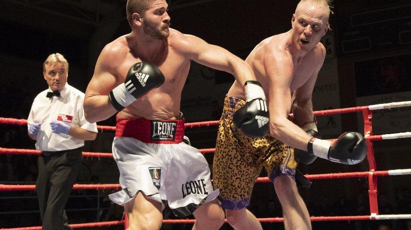 Boxe: Benoît Huber remporte, aux points, son premier combat professionnel