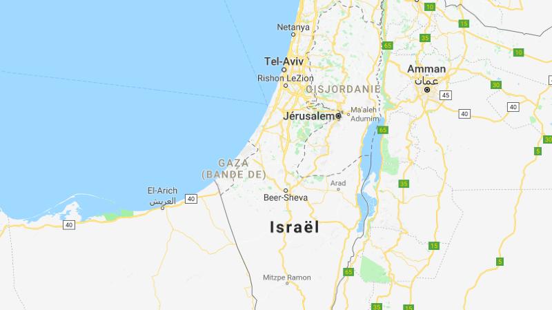Proche-Orient: raid aérien israélien contre le Hamas à Gaza