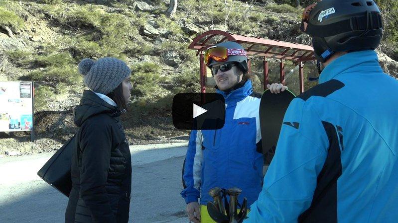 Fâchés ou compréhensifs, comment réagissent les touristes de Crans-Montana à la fermeture du domaine skiable?
