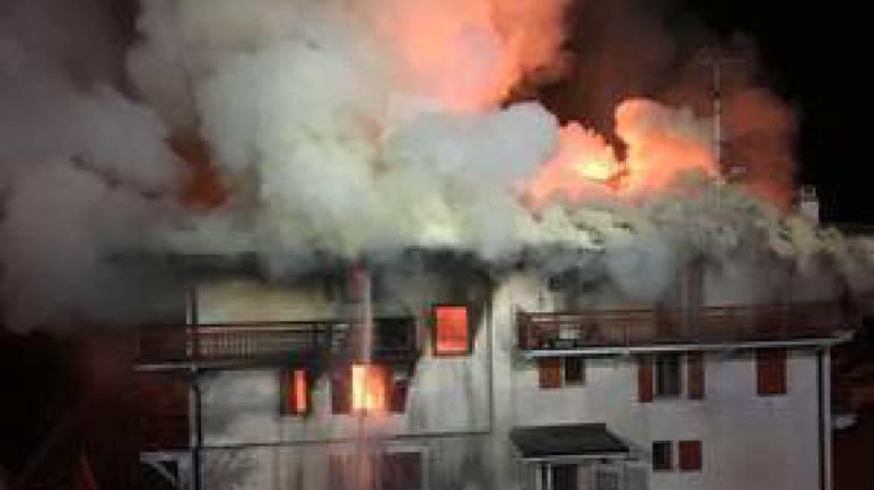 Chesières (VD): un incendie dans un chalet ravage 7 appartements