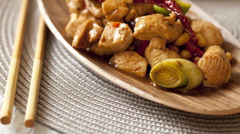 Un restaurant chinois pingl dans le valais central for Un chinois cuisine