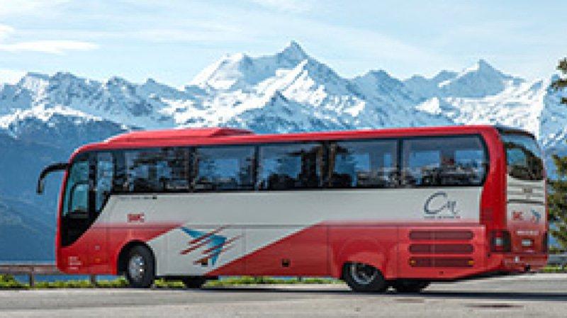 Fermeture des pistes: les skieurs de Crans-Montana invités à Anzère