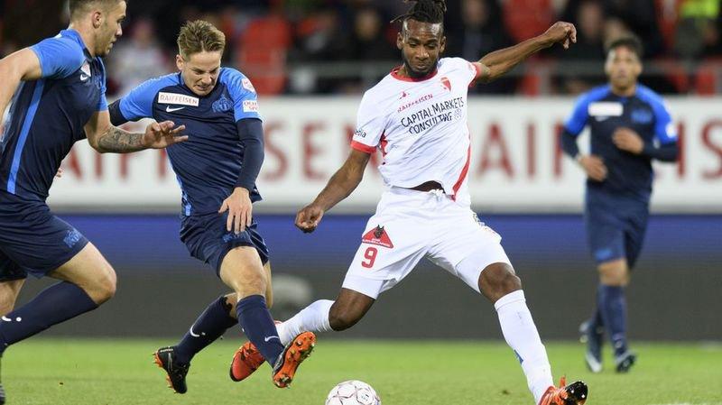 FC Sion: des détails qui coûtent cher contre Zurich