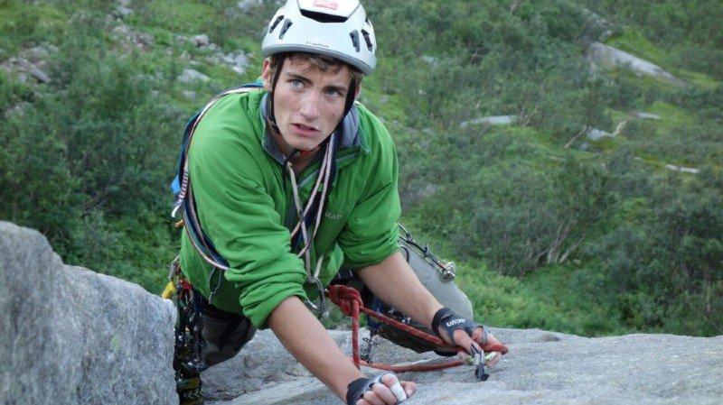 Le Valaisan Antoine Carron sélectionné pour participer à l'expédition du Swiss Arctic Project
