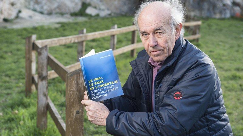 L'historien et philosophe des sciences, Jean-Claude Pont, s'évertue à fissurer la théorie d'une catastrophe climatique d'origine humaine.