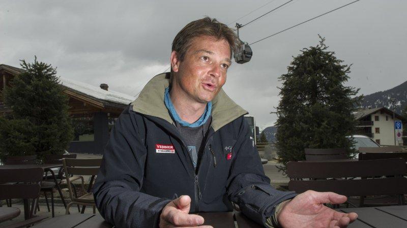 Interview de Laurent Vaucher, directeur de Téléverbier: «Les 4 Vallées et le Magic Pass sont deux modèles d'affaire différents»