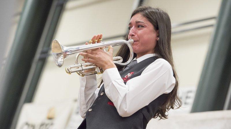 Mathilde Roh remporte la 44e édition du concours national des solistes
