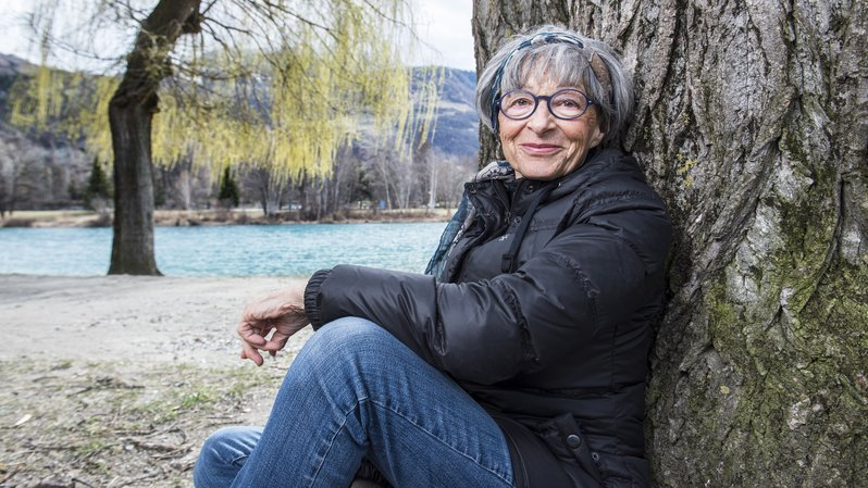 La Valaisanne Gabrielle Nanchen raconte sa confiance en la vie dans un nouveau livre
