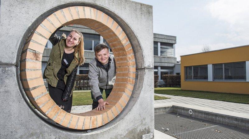 Valais: deux jeunes, connaissant des difficultés cognitives, racontent leur formation au centre Orif