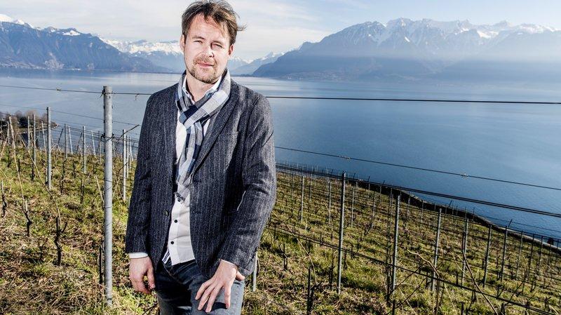 Samuel Panchard: le Valaisan qui goûte si bien les vins vaudois