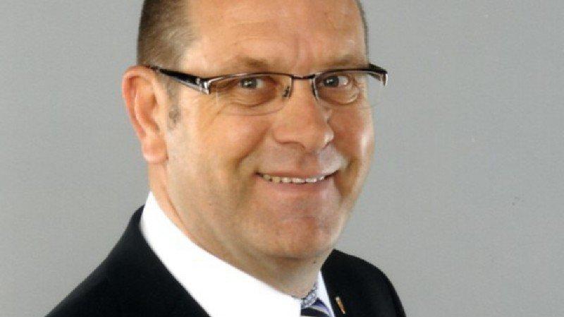 Markus Rieder a été nommé chef prévention et communication de la police cantonale valaisanne.