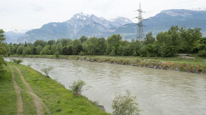 La Chambre valaisanne d'agriculture veut que le projet Rhône 3 soit revu et corrigé
