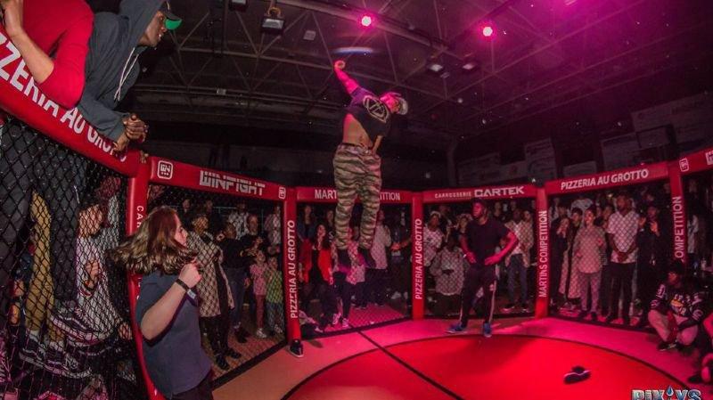 Les danseurs de hip-hop vont s'affronter au Royal Rumble