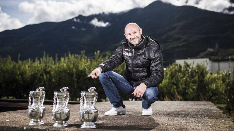 Sébastien Carron: «Je n'étais plus prêt à assumer tous ces risques»