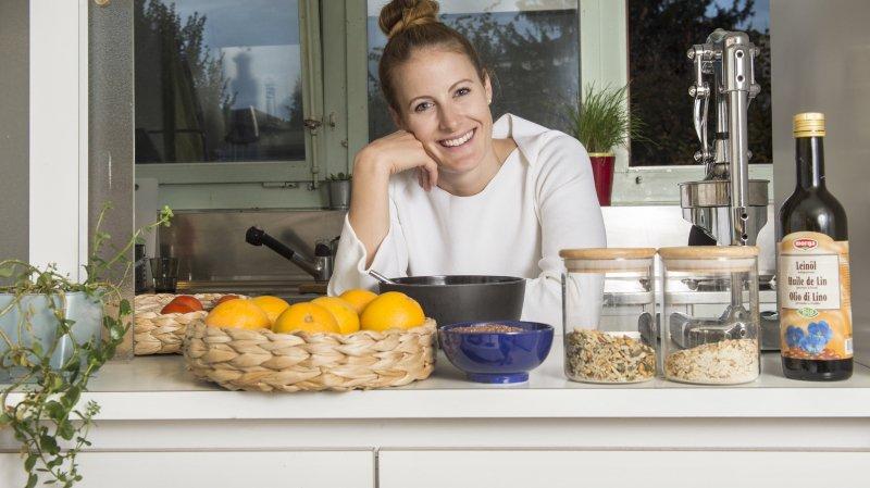 Fanny Smith: «Ma cuisine prend de plus en plus d'importance»