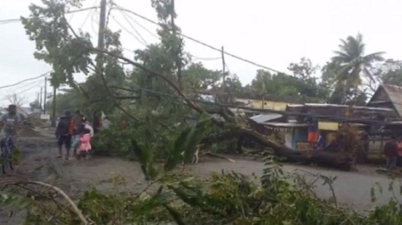 Au moins 17 morts dans une tempête tropicale àMadagascar