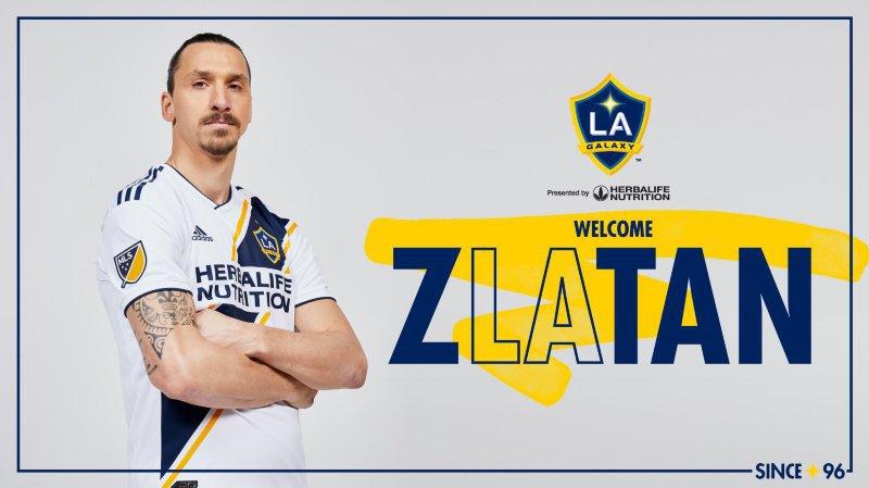 """Zlatan s'offre une page dans le Los Angeles Times: """"Cher Los Angeles, de rien."""""""