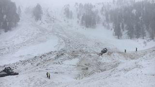 Avalanches: l'hiver 2017-2018 en Valais est le plus meurtrier de ces cinq dernières années