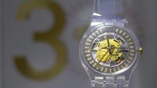 L'horlogerie suisse a toujours le vent en poupe à l'étranger