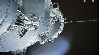 La station spatiale Tiangong-1 va bientôt heurter la terre, son point d'impact est incertain
