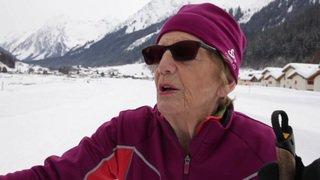 À 80 ans au marathon de l'Engadine depuis un demi-siècle