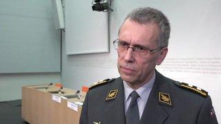 """Pour l'armée suisse, """"c'est le paquet global qui est important"""""""