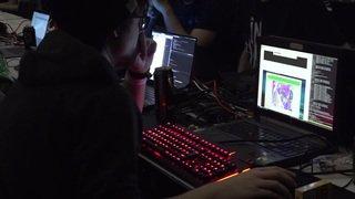 Une nuit pour hacker à Palexpo
