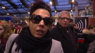 Cleanfeed: La SNCF en grève