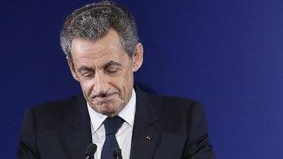 France: l'ancien président Nicolas Sarkozy placé en garde à vue