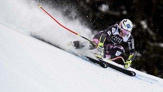 La Coupe du monde de ski de Crans-Montana en images