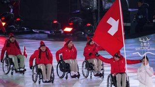PyeongChang: ouverture des Jeux Paralympiques