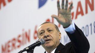 Syrie: Erdogan affirme que le centre-ville d'Afrine est sous contrôle