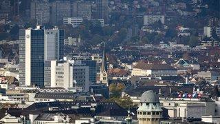 Qualité de vie: Zurich deuxième ville au monde derrière Vienne