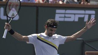 Tennis: Roger Federer défendra son titre contre un qualifié à Miami