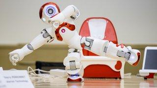 CHUV: le robot Nao au service des enfants autistes à Lausanne