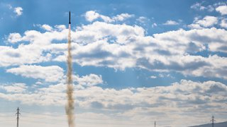 Cernier (NE): une équipe de l'EPFL échoue dans le lancement d'une fusée
