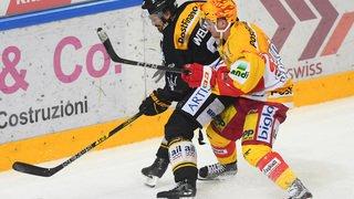 Hockey sur glace: Lugano et Zurich se qualifient pour la finale de National League