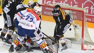 Hockey - National League: Zurich s'impose contre Lugano dans l'acte I de la finale