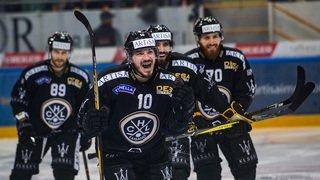 Hockey sur glace: Lugano se relance face à Zurich en revenant 2 à 1 dans la série