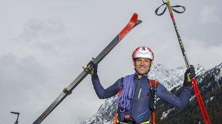 Marcel Theux: le ski-alpinisme en seconde peau
