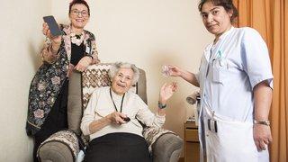 Savièse: la prise en charge des résidents de l'EMS Zambotte passe désormais par la numérisation