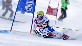 Ski alpin: Amaury Genoud met un terme à sa carrière