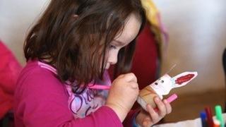 Le coin des kids: un avant-goût de Pâques attend enfants et familles au château