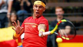 Rafael Nadal,  la terre lui va si bien